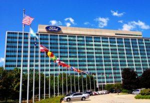 Ford переоценивает офисные помещения в мире коронавирусов.